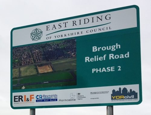 Phase Two of Brough South Relief Road Completed