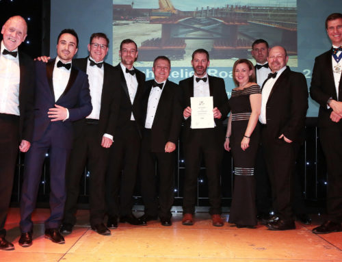 Brough Relief Road Wins Prestigious Engineering Award