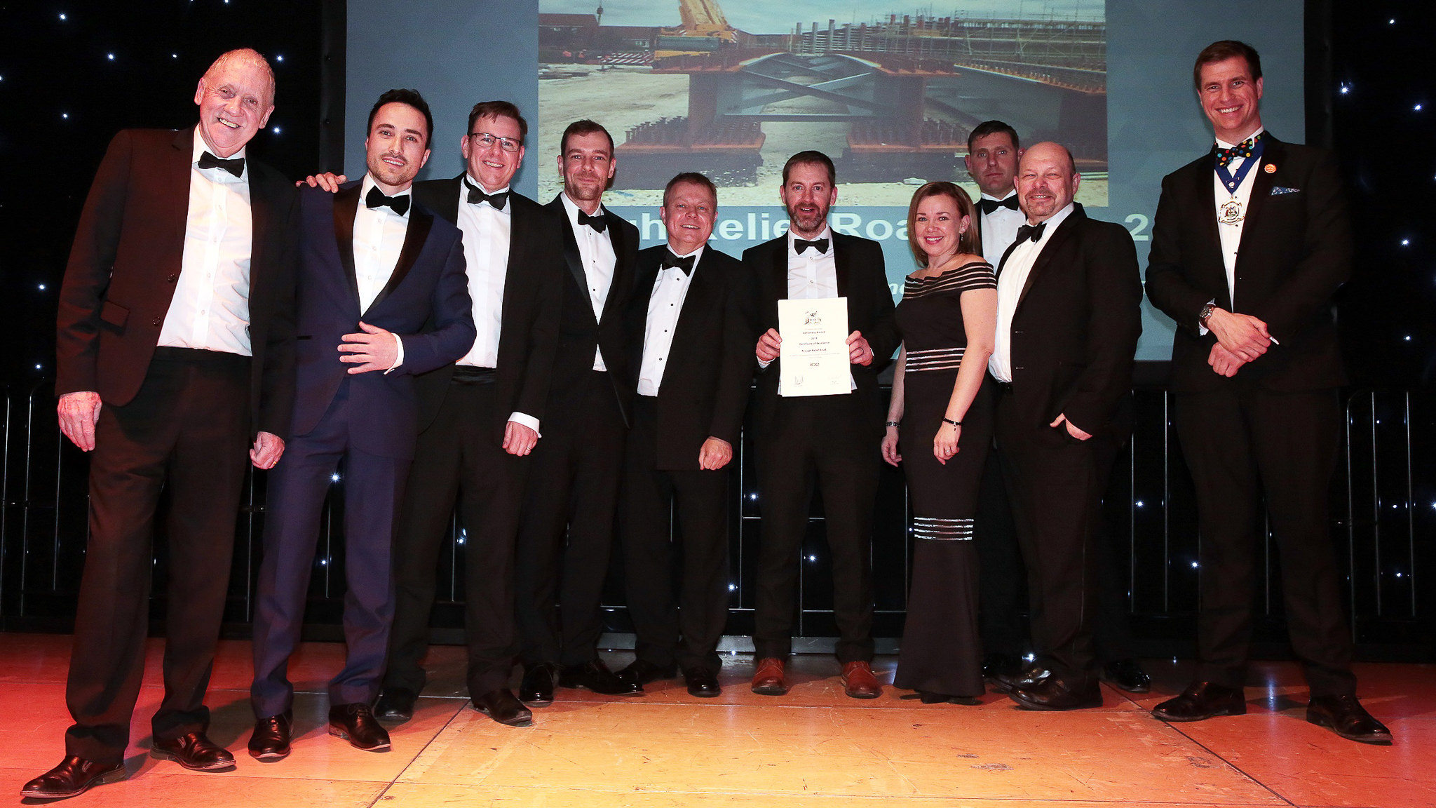 Brough South relief road wins award