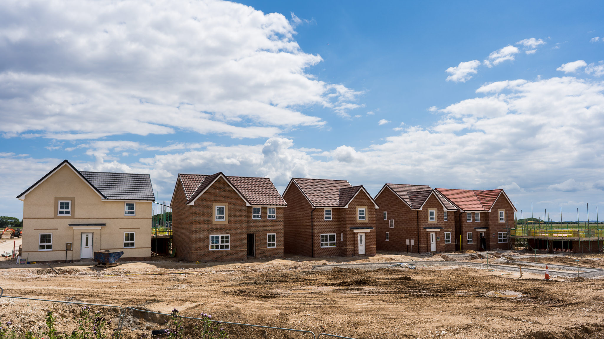 NEW HOMES AT BROUGH SOUTH